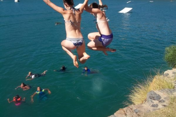 Cape Town, child-friendly, things to do, parenting, kids activities, agaaain, outings, childhood, swim, pool, Somerset West, Blue Rock